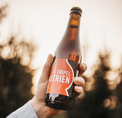 Het flesje van Tripel Katrien